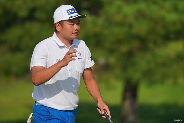 2021年 パナソニックオープンゴルフチャンピオンシップ 3日目 大岩龍一 ナイスパーセーブ!首位タイで最終日へ。
