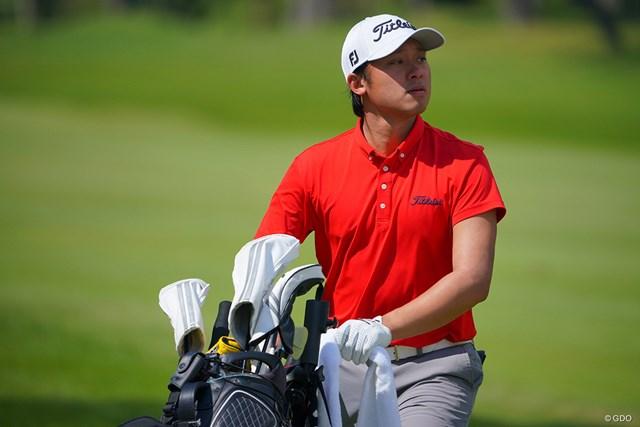 2021年 パナソニックオープンゴルフチャンピオンシップ 3日目 ジャスティン・デロスサントス スタートからいきなり○○○○○◎○。気持ち良いだろうねぇ。