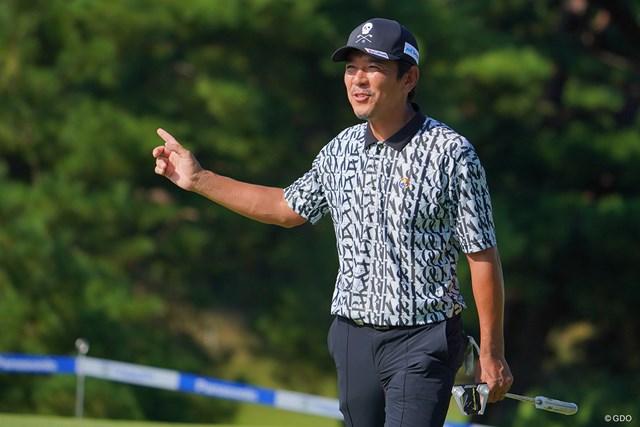 2021年 パナソニックオープンゴルフチャンピオンシップ 3日目 矢野東 首位とは3打差。13年ぶりの優勝もありそうですね。