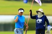 2021年 ミヤギテレビ杯ダンロップ女子オープン 2日目 川岸史果