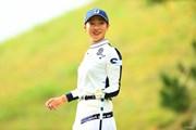 2021年 ミヤギテレビ杯ダンロップ女子オープン 2日目 松田鈴英