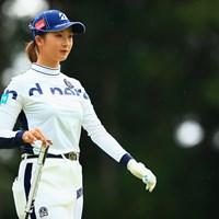 松田鈴英は無念の予選落ちに終わった 2021年 ミヤギテレビ杯ダンロップ女子オープン  2日目 松田鈴英
