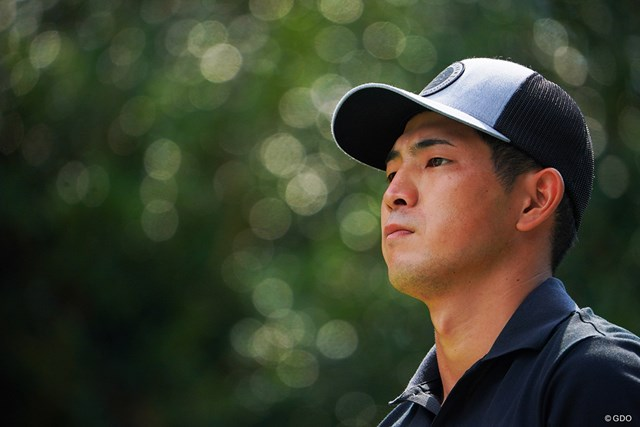 2021年 パナソニックオープンゴルフチャンピオンシップ  3日目 中島啓太 アマチュア世界1位の中島啓太。直近のターゲットは11月の「アジアパシフィックアマチュアゴルフ選手権」