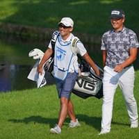 初優勝がかかる永野竜太郎 2021年 パナソニックオープンゴルフチャンピオンシップ 3日目 永野竜太郎