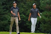2021年 パナソニックオープンゴルフチャンピオンシップ 最終日 中島啓太 河本力