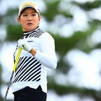 成田美寿々は腰痛で棄権 2021年 ミヤギテレビ杯ダンロップ女子オープン  最終日 成田美寿々