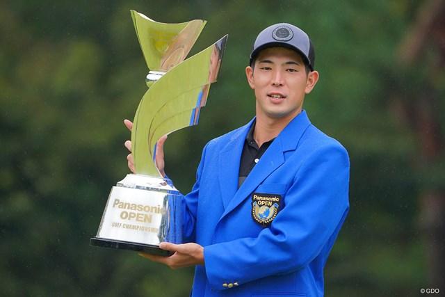 2021年 パナソニックオープンゴルフチャンピオンシップ  最終日 中島啓太 中島啓太が史上5人目のアマチュア優勝の快挙