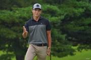 2021年 パナソニックオープンゴルフチャンピオンシップ 4日目 中島啓太
