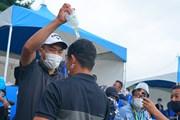 2021年 パナソニックオープンゴルフチャンピオンシップ 4日目 中島啓太 河本力