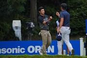 2021年 パナソニックオープンゴルフチャンピオンシップ 4日目 中島啓太 永野竜太郎
