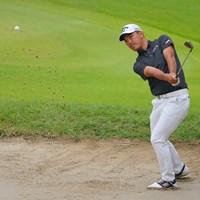 最終日は1つもバーディが奪えなかった。 2021年 パナソニックオープンゴルフチャンピオンシップ 4日目 河本力