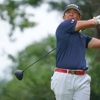 攻める!9番はもちろん1オン狙いで。 2021年 パナソニックオープンゴルフチャンピオンシップ 4日目 永野竜太郎