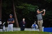 2021年 パナソニックオープンゴルフチャンピオンシップ 4日目 永野竜太郎 中島啓太