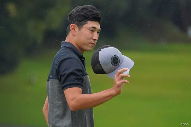 2021年 パナソニックオープンゴルフチャンピオンシップ  最終日 中島啓太 中島啓太が念願のアマチュア優勝を成し遂げた