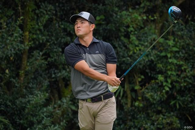 2021年 パナソニックオープンゴルフチャンピオンシップ  最終日 中島啓太 4日間、ドライバーを振り切った
