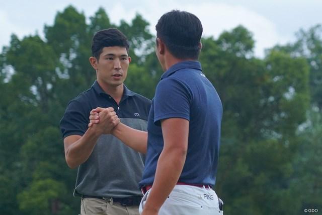 2021年 パナソニックオープンゴルフチャンピオンシップ  最終日 中島啓太 永野竜太郎をプレーオフで下した中島啓太