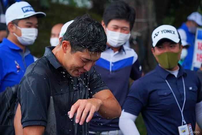 プロの洗礼。 2021年 パナソニックオープンゴルフチャンピオンシップ 最終日 中島啓太