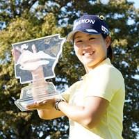 畑岡奈紗がツアー5勝目を挙げた 2021年 ウォルマート NW アーカンソー選手権 3日目 畑岡奈紗