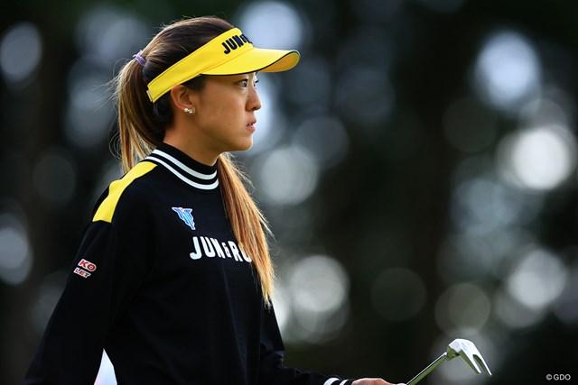 2021年 ミヤギテレビ杯ダンロップ女子オープン  最終日 エイミー・コガ エイミー・コガは今季賞金ランキング97位