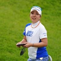 今年8月に結婚を発表した宮里美香。ミセスで狙う3度目の大会制覇 2021年 日本女子オープンゴルフ選手権 初日 宮里美香