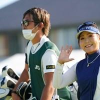 グッドモーニング 2021年 日本女子オープンゴルフ選手権 初日 青木瀬令奈