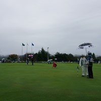 台風の影響で大会2日目は中止。月曜決着に 2021年 日本女子オープンゴルフ選手権 2日目 コース