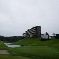 2日目はコース整備のため開始が1時間15分遅れの午前8時に 2021年 日本女子オープンゴルフ選手権 2日目 コース