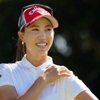 頑張ってほしいのひと言です 2021年 日本女子オープンゴルフ選手権 2日目 上田桃子
