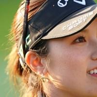 素敵なピアスと笑顔で最終日も行こう 2021年 日本女子オープンゴルフ選手権 3日目 西村優菜