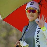 目線来てるかな 2021年 日本女子オープンゴルフ選手権 3日目 三ヶ島かな