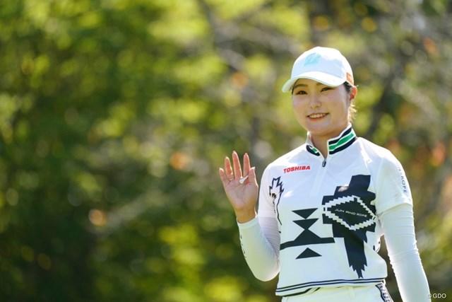 2021年 日本女子オープンゴルフ選手権 3日目 高橋彩華 2アンダー7位タイです、頑張れ