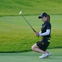入ってやってよ 2021年 日本女子オープンゴルフ選手権 3日目 西村優菜