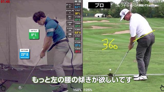 ティモンディのゴルフ・トライアウト無限大 プロと比較してみると…