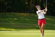 2021年 日本女子オープンゴルフ選手権 4日目 上田桃子