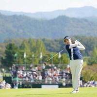 烏山城とは長いおつきあいみたい 2021年 日本女子オープンゴルフ選手権 最終日 青木瀬令奈