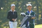 2021年 日本女子オープンゴルフ選手権 最終日 清本美波