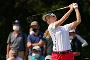 2021年 日本女子オープンゴルフ選手権 最終日 上田桃子