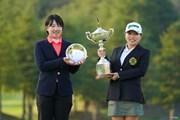 2021年 日本女子オープンゴルフ選手権 最終日 勝みなみと竹田麗央