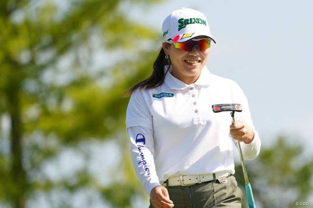 2021年 日本女子オープンゴルフ選手権  最終日 勝みなみ 最終日のパット数は「26」をマーク。「自分に合う一本」というエースパターだ