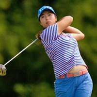 中国の期待を背負い、LPGAツアー初優勝を目指すシャンシャン・フェン(Darren Carroll/Getty Images)  シャンシャン・フェン/ステートファーム・クラシック