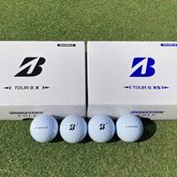 来春発売予定のブリヂストン「ツアーB X」と「ツアーB XS」 2021年 ブリヂストンオープンゴルフトーナメント  事前 ボール