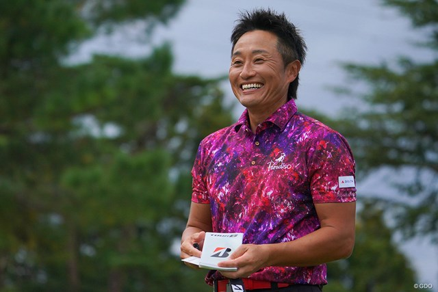 2021年 ブリヂストンオープンゴルフトーナメント 初日 宮本勝昌 やっぱりココで勝ちたいよね。ホストプロがナイススタート!