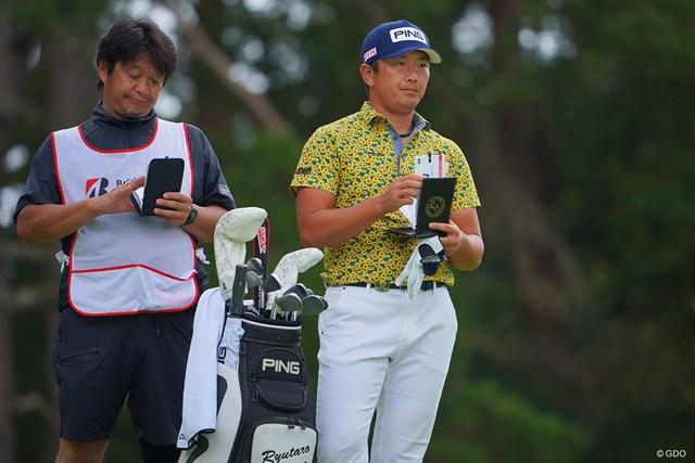 2021年 ブリヂストンオープンゴルフトーナメント 初日 永野竜太郎 さぁ今週も初優勝のチャンス到来!