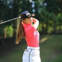 臼井麗香が6アンダーで発進した 2021年 スタンレーレディスゴルフトーナメント 初日 臼井麗香