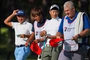 2021年 ブリヂストンオープンゴルフトーナメント 2日目 金谷拓実 片岡尚之