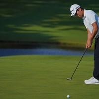 ボギー先行のゴルフもナイスカムバック! 2021年 ブリヂストンオープンゴルフトーナメント 3日目 石坂友宏