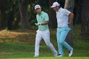 2021年 ブリヂストンオープンゴルフトーナメント 3日目 小平智 久常涼