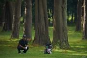2021年 ブリヂストンオープンゴルフトーナメント 3日目 比嘉一貴