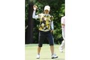 2010年 サントリーレディスオープンゴルフトーナメント 3日目 上原彩子