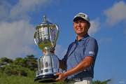2021年 ブリヂストンオープンゴルフトーナメント 4日目 杉山知靖